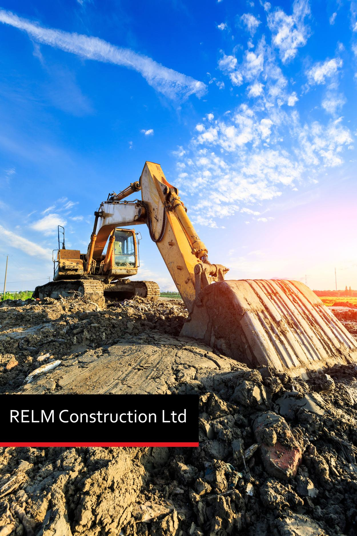 RELM Construction Company  in North Wales